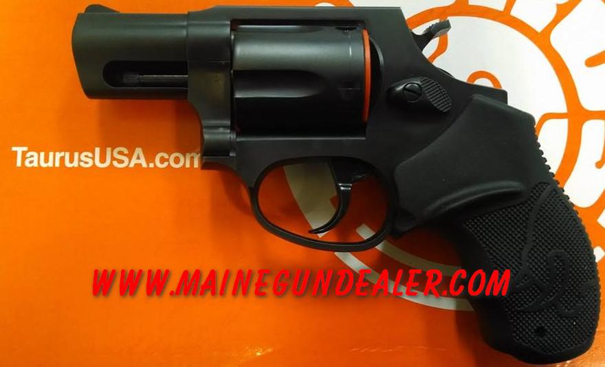 TAURUS 605  357MAG REVOLVER BLACK